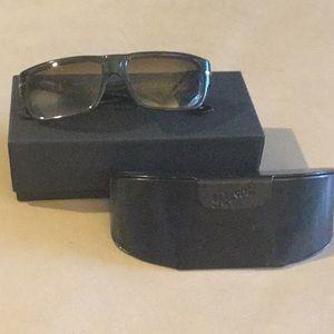NIB Persol green unisex sunglasses